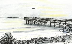 Oak Island- Caswell Pier NC