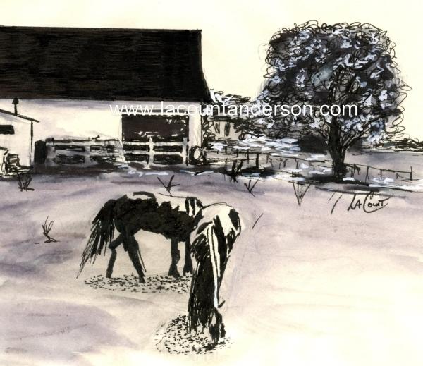 amish  barn2wtrmked