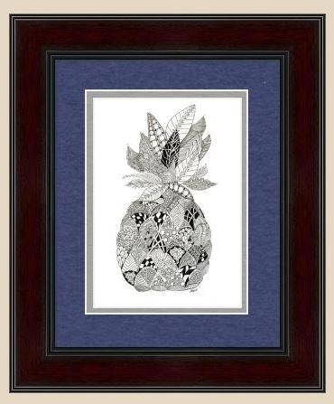 7x5 84.41 pineapple